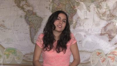 Susana Serrano, Diplômée, Cégep de Saint-Félicien