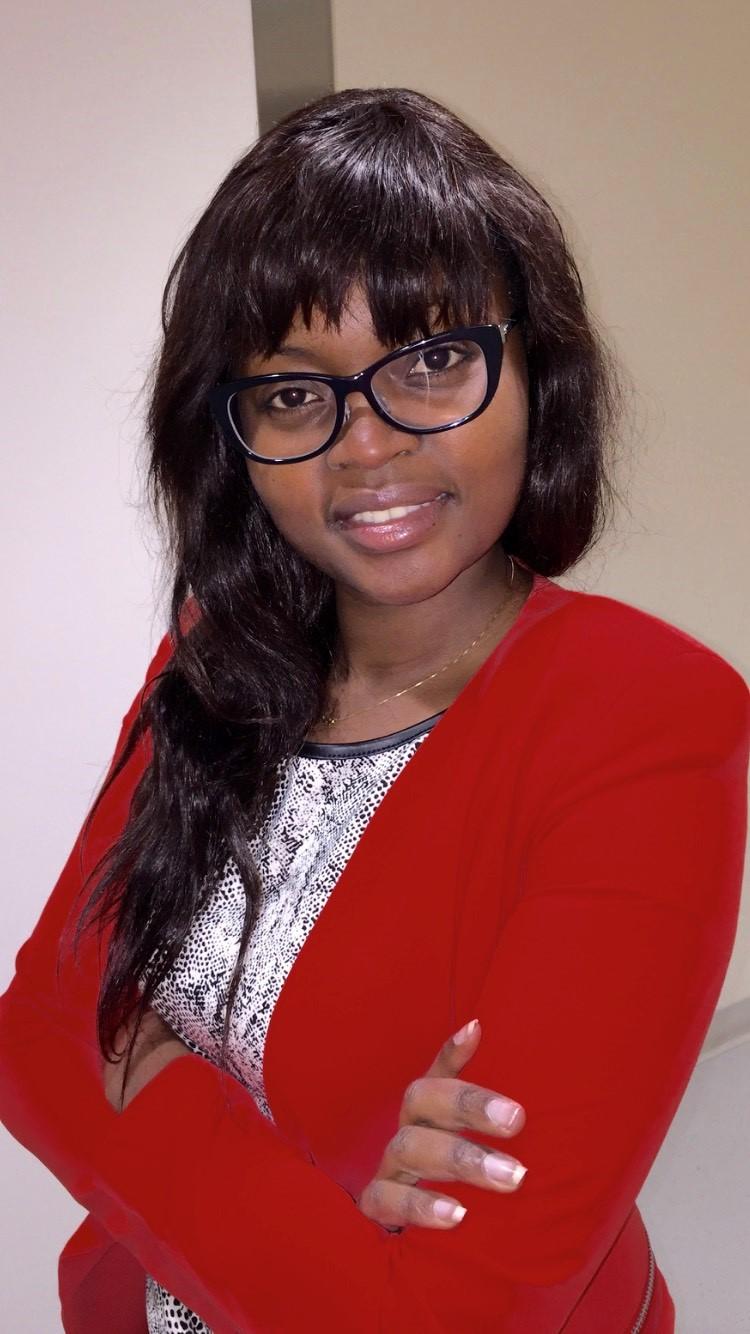 Alice Sonkeng, Diplômée, Cégep de Lévis-Lauzon