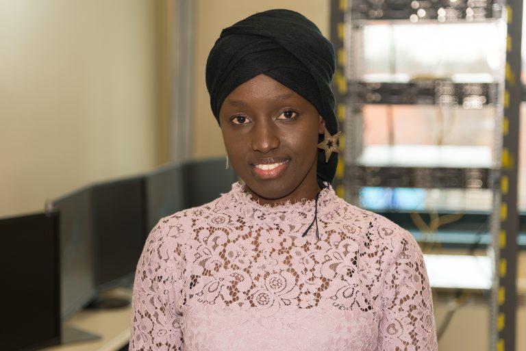 Amy Diakhaté, Étudiante, Cégep Limoilou