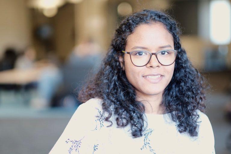 Olivia Alam, Étudiante, Cégep de Saint-Laurent