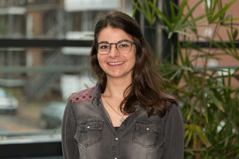 Pauline Leblond, Étudiante, Cégep Limoilou