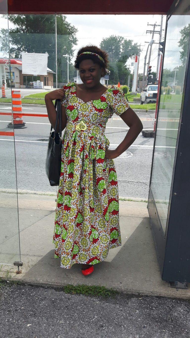 Noudjet Yanta Christelle Vaniss, Diplômée, Collège de Maisonneuve